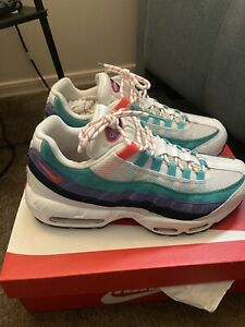 Details about nike air max 95 Hyper jade Size 10