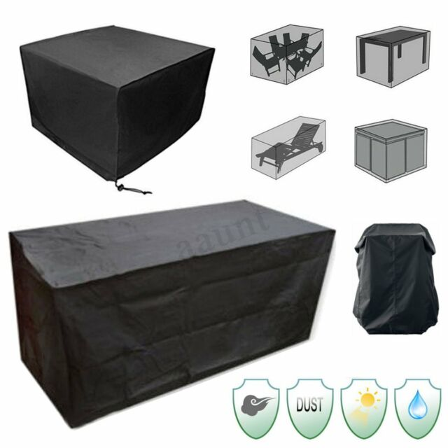8Size Garden Patio Furniture Chair Sofa Sectional Cover Waterproof Outdoor Table