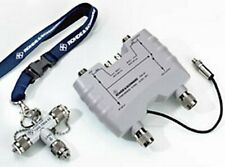 Rohde Amp Schwarz Fsh Z3 Vswr Bridge Power Divider 10mhz 6ghz Withcalibration Load