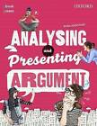 Analysing and Presenting Argument Student Book + Obook/Assess by Ryan Johnstone (Mixed media product, 2015)