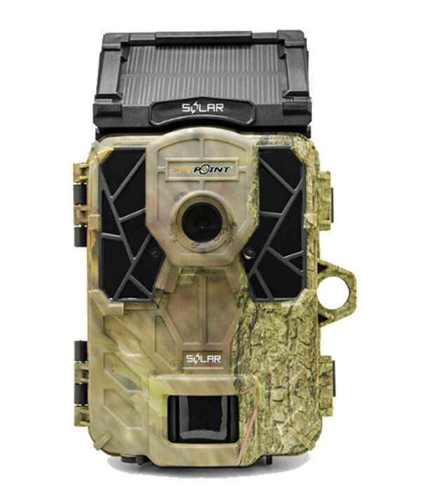 NEW Spypoint SOLAR Powered 12MP Game Camera