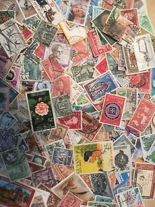 World-Stamps-Off-paper-150-Mixed-randomly-Buy-2-get-a-free-gift