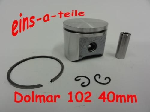 Kolben passend für Dolmar 102 40mm NEU Top Qualität