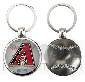 Arizona Diamondbacks Usa Baseball Keyring-keychain-portachiavi-porta-cle-llavero Feine Verarbeitung