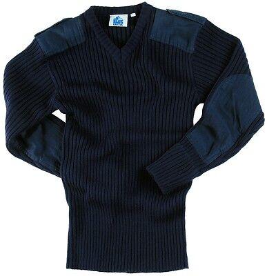 NUOVO Militare Commando sicurezza Sweater Pullover XS-XXXL