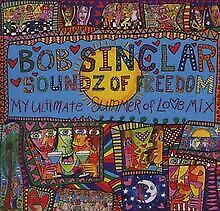 Soundz of Freedom von Bob Sinclar | CD | Zustand gut