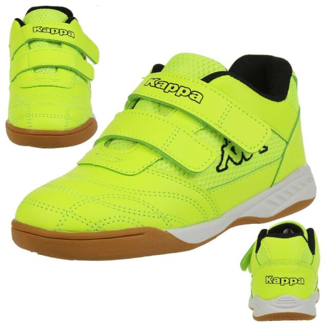 a821f50a0 Kappa Indoor Kickoff Children Indoor Shoes Yellow 260509k 2 for sale ...
