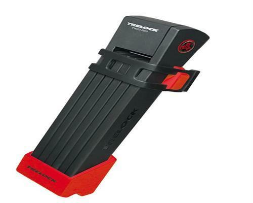 Trelock faltschloss two. Go l con soporte FS 200 100 rojo zf200, 2 llaves