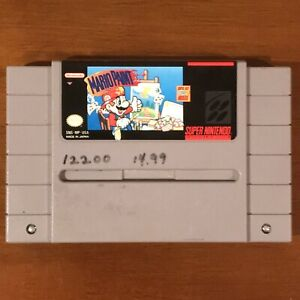 Mario-Paint-Super-Nintendo-Entertainment-System-1992-SNES-TESTED-WORKS