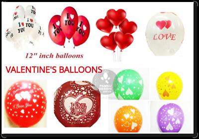 Neue Herz Ballons Ich liebe dich Ballons für Party Hochzeiten Valentine Decor