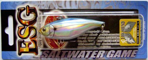 Kunstköder Japan Wobbler Angeln Lucky Craft HAGANE 64 LS Rattlin Köder