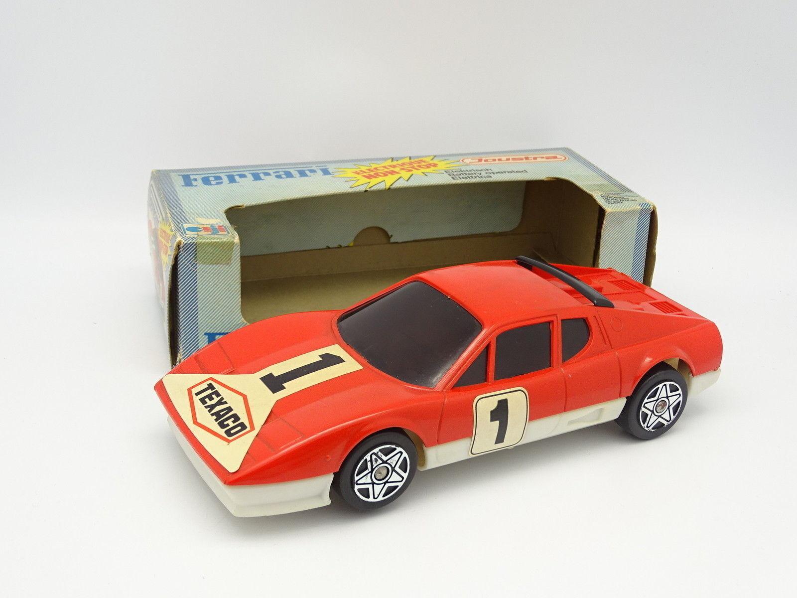 Joustra 20CM -  Ferrari 512 BB à Piles  confortablement