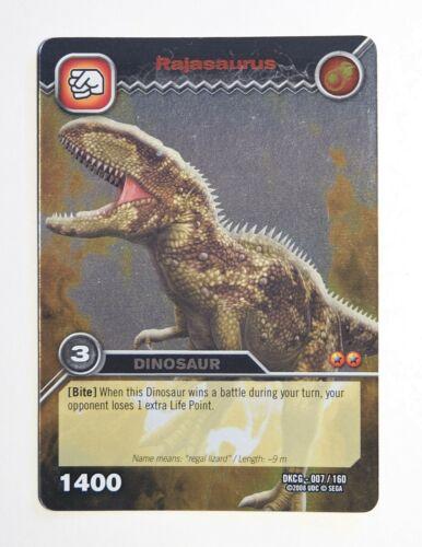 DINOSAUR KING SERIES 1 CG TRADING CARDS VERY RARE FOILS /& ULTRA RARE COLOSSALS