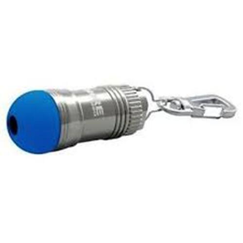 NEBO LED  6359 LUMORE BLUE 25 LUMEN 3 MODE FLASHLIGHT STROBE       LDCI 088
