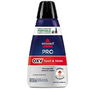 Bissell-PRO-Spot-amp-Stain-Remover-OXY-Formula-Professional-Carpet-Upholstery