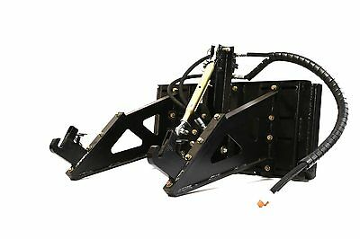 Skid Steer Motorized 3-Point Adapter - Select a Motor