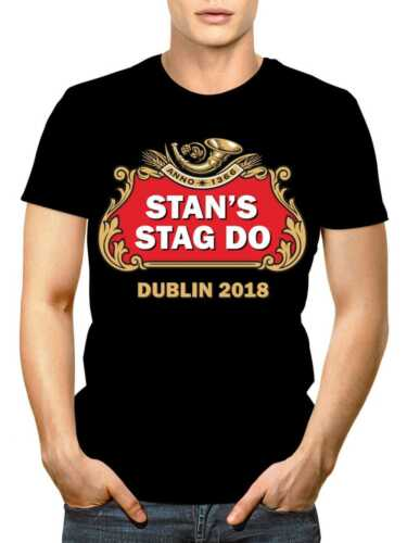 Stella Stag Personalised Party T-Shirt