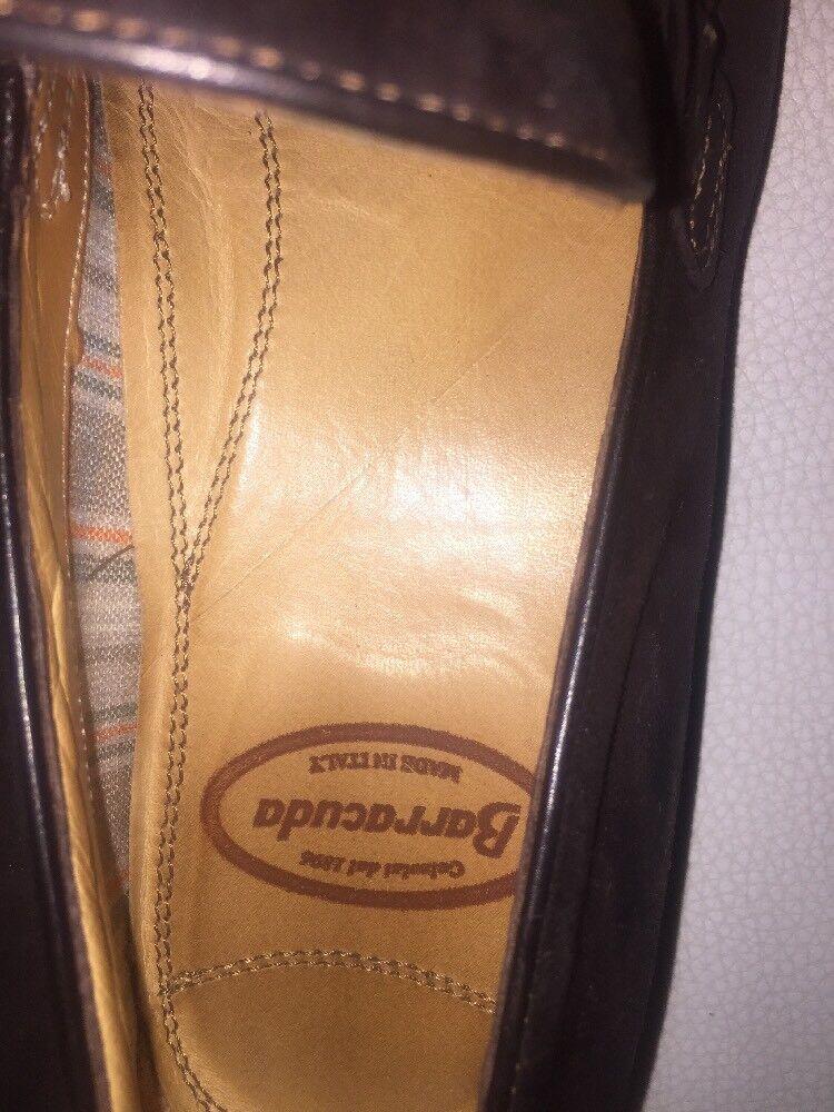 Mocassini BARRACUDA Loafer 42 Shoes made In Italy Scarpe classiche da uomo