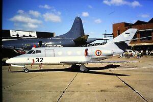 3-742-Dassault-Falcon-10MER-32-Marine-Nationale-French-Navy-Kodachrome-slide