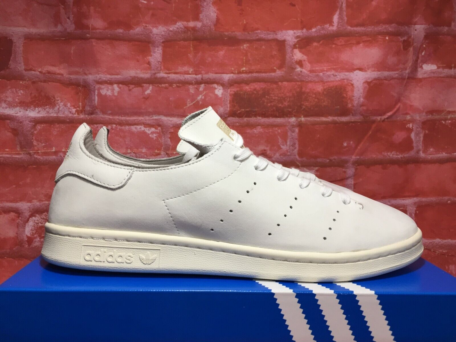 chaussure adidas stan leather sock