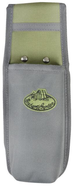 Gartengerätetasche Gürteltasche für Gartenschere Tasche Holster Esschert Design