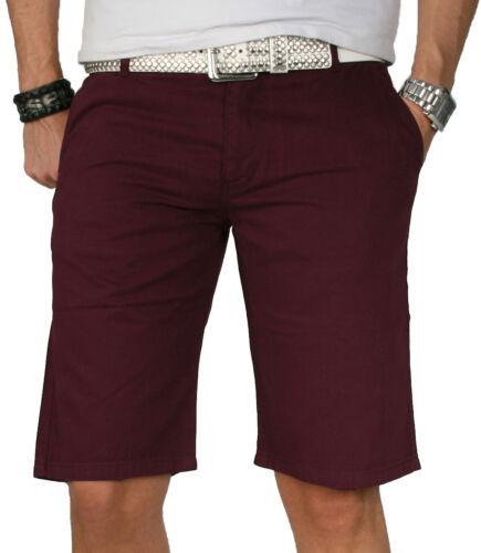 Rock Creek Herren Chino Shorts Chinohose Gerade geschnittene Shorts Kurzehose