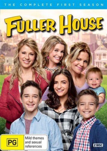 1 of 1 - Fuller House: Season 1 (DVD, 2-Disc Set) - Region 4 - Very Good Condition