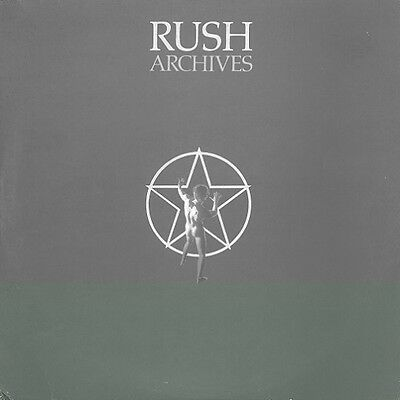 RUSH Archives Vinyl Record LP Mercury 6641 799 1978 Original Pressing