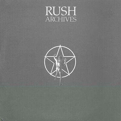 RUSH Archives Vinyl Record LP Mercury 6641 799 1978 Original Pressing