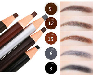 Waterproof-Long-Lasting-Eye-Brow-Black-Brown-Eyebrow-Pencil-Makeup-Cosmetic-Tool