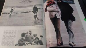 Revista Brigitte Bardot París Match N º 910 Septiembre 1966 Buen Estado