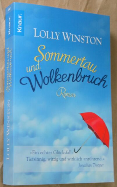 Sommertau und Wolkenbruch v. Lolly Winston (2008) Org: Happiness Sold Separately