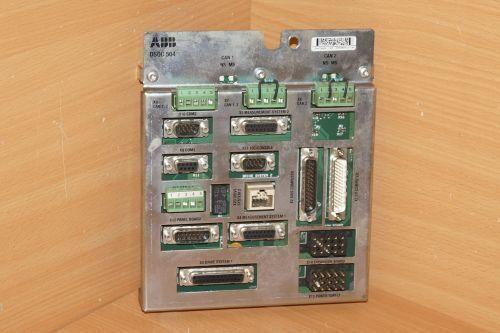 Abb Dsqc 504 Panel Módulo 3HAC5689-1/04