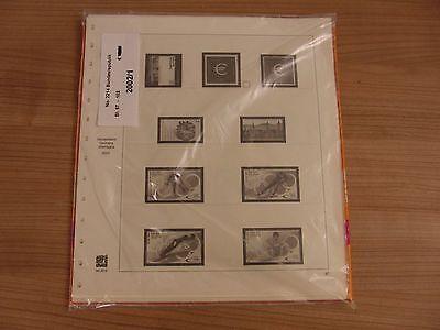 1x Original*safe Nr..2214 Bundesrepublik 2002/1 Nachtrag Bl.97-102, Ovp Moderater Preis