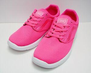 5d579584889c85 Vans Iso 1.5 Mesh Knockout Pink Ultra Cush VN0A2Z5SN6X Women s Size ...