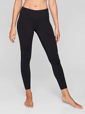 30031394465de Athleta Mesh Shine Salutation 7/8 Tight - Large Black for sale ...