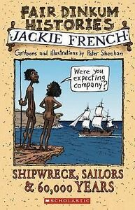 Shipwreck-Sailors-and-60-000-Years-Fair-Dinkum-Histories-Acceptable-Condi