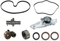 Acura Honda Saturn Premium Quality Complete Timing Belt And Water Pump Kit on sale