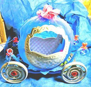 Disney Cinderella Transforming Pumpkin Carriage for Barbie ...