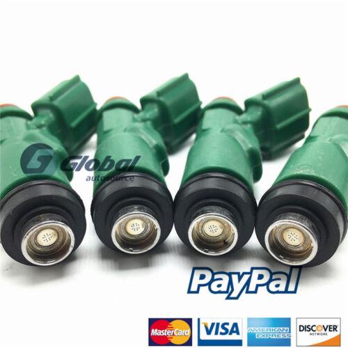 GA 4PCS 2325021020 New Fuel Injector For Toyota Prius Echo Scion xA xB 1.5L