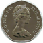 BUNC-1973-EEC-RING-OF-HANDS-50P-COIN-RARE-COLLECTABLE-FIFTY-PENCE-UNCIRCULATED thumbnail 2