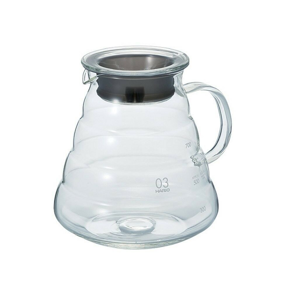Hario V60 Glass Range Coffee Server 360ml Xgs 36tb Clear Decanter Kit Vcsd 02 R Made In Japan Ebay