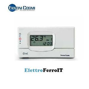 fantini cosmi termostato ambiente con programma