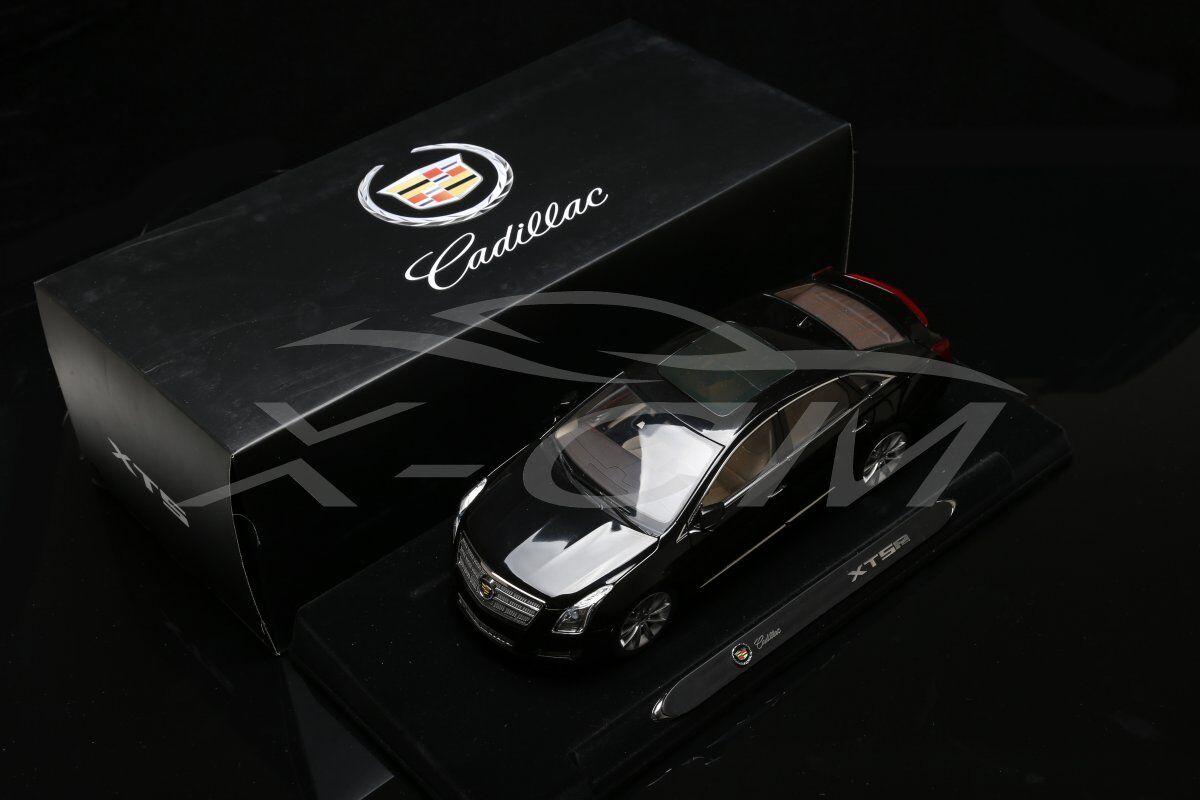 Diecast Car Model illac XTS 2014 1 18 (Noir) + eau