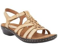 Earth Origins Shirley Leather Multi-strap Sandals Pick Size & Color Nw