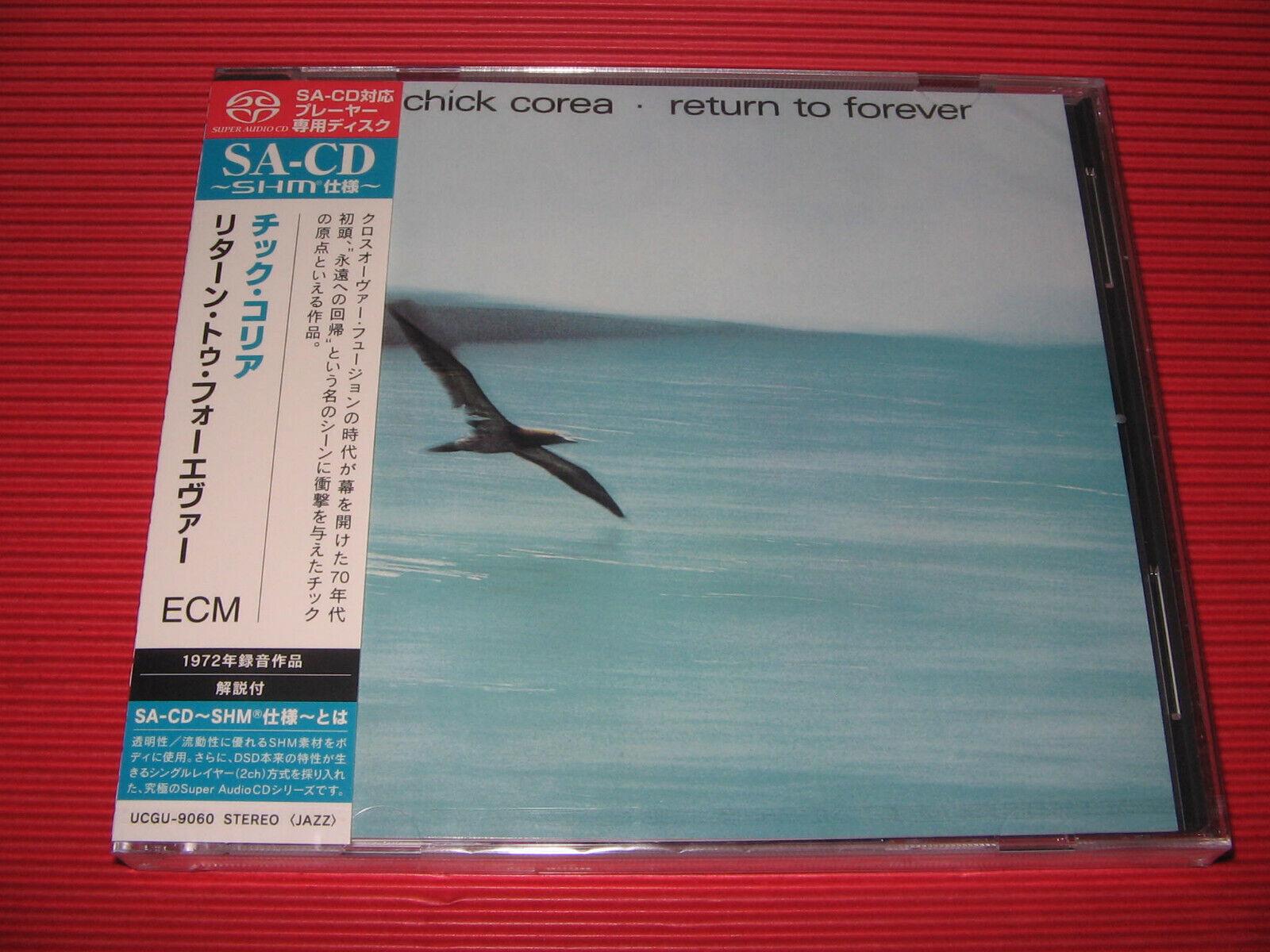 Image 1 - 4BT  CHICK COREA Return To Forever JAPAN SHM SACD