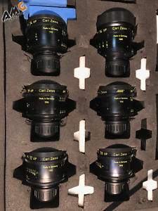 Arri Ultra Prime LDS Set 13 Lenses 14,16,20,24,28,32,40,50,65,85,100,135,180mm