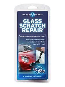 glass scratch repair kit fix windscreen wiper scratches ebay. Black Bedroom Furniture Sets. Home Design Ideas