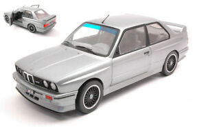 Model-Car-Scale-1-18-solido-BMW-E30-M3-diecast-vehicles-road-New