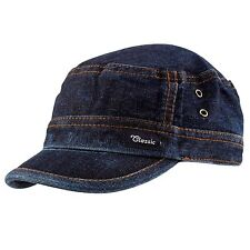 DLT Trendy Denim Cap for Men/Women